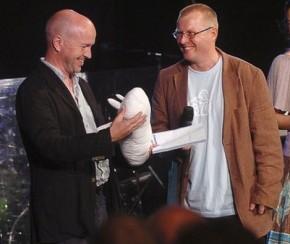 År 2006 mottar Gellert Tamas Kristianstadsbladets kulturpris.